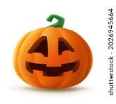 jack o lantern. halloween... | Shutterstock .eps vector #2026945664