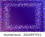 birthday glare. carnival... | Shutterstock .eps vector #2026997921