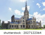 Salisbury Cathedral  Known As...
