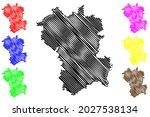 gunzburg district  federal... | Shutterstock .eps vector #2027538134