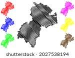 heidekreis district  federal... | Shutterstock .eps vector #2027538194