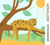 world animal day banner design. ...   Shutterstock .eps vector #2027724134