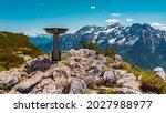 Beautiful Alpine Summer View...