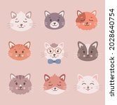 Cute Cat's Collection. Cats...