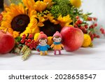 Cute Little Dolls  Apples And...