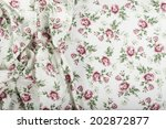 vintage style of tapestry...   Shutterstock . vector #202872877