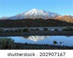 Scenic View Of Mount Teide ...