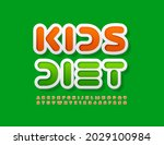 vector colorful banner kids...   Shutterstock .eps vector #2029100984