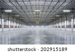 factory building or warehouse...   Shutterstock . vector #202915189
