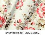 color fabric texture linen | Shutterstock . vector #20292052