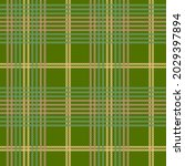 classic tartan colored cage....   Shutterstock .eps vector #2029397894
