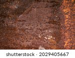 metal rusted background....   Shutterstock . vector #2029405667