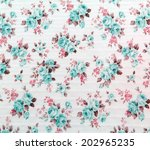 abstract floral pattern | Shutterstock . vector #202965235