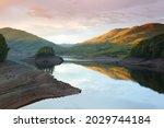 Calm Water At Sunset  Glen...