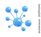 3d spheres | Shutterstock . vector #202991041