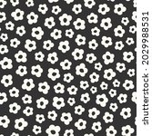 cute seamless pattern with... | Shutterstock .eps vector #2029988531
