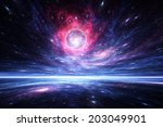 Cosmic Fractal Background