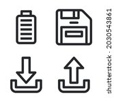 ui essential icons set   full...