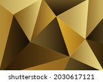 abstract gold polygonal...   Shutterstock .eps vector #2030617121