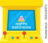 anniversary,arcade,art,background,birth,birthday,blue,cabinet,cake,card,celebration,cupcake,cute,decoration,design