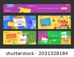 set of educational toys for...
