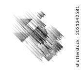 minimalistic creative concept . ... | Shutterstock .eps vector #2031342581