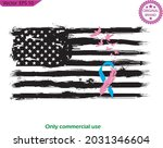 breast cancer awareness   fight ... | Shutterstock .eps vector #2031346604