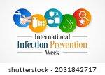 international infection...   Shutterstock .eps vector #2031842717