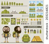 a,arrows,backpack,beard,book,bottle,characters,clouds,eco,ecology,equipment,euro,flashlight,fork,geologist