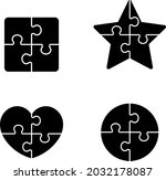 shape icon by combination of...   Shutterstock .eps vector #2032178087