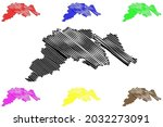 luneburg district  federal... | Shutterstock .eps vector #2032273091