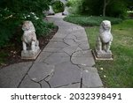 A Path Guarded By Two Lions...