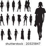 fashion | Shutterstock . vector #20325847