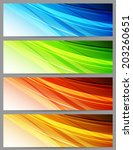 abstract background    Shutterstock .eps vector #203260651