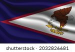 american samoa realistic modern ... | Shutterstock .eps vector #2032826681