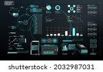 big data concept dashboard user ...