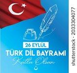 26 September  Happy Turkish...