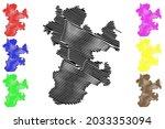 miltenberg district  federal... | Shutterstock .eps vector #2033353094