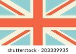uk flag    Shutterstock .eps vector #203339935