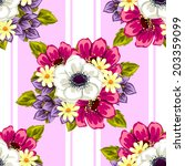 abstract elegance seamless...   Shutterstock .eps vector #203359099