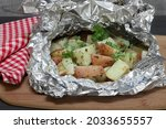 grill roasted red potatoes with ...