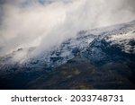 Photo Of Snow On A Mountain