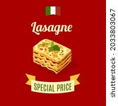 Italian Food Mini Poster Wtih...