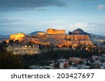 Acropolis As Seen From...
