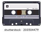 Black Music Casette  Cassette...