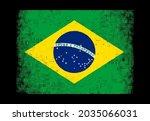 grunge distressed flag of...   Shutterstock .eps vector #2035066031