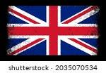 grunge distressed flag of...   Shutterstock .eps vector #2035070534