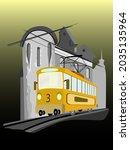 vector illustration depicting...   Shutterstock .eps vector #2035135964