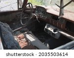 View Into The Interior Of A...