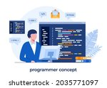 web development. programming...